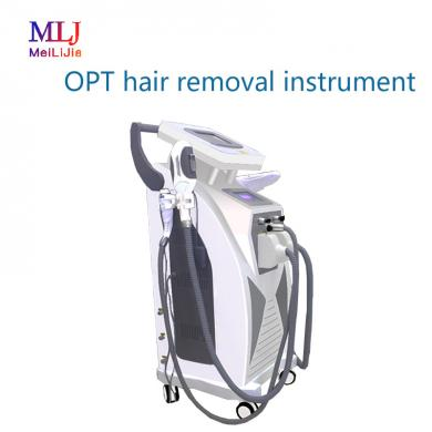 OPT hair removal instrument