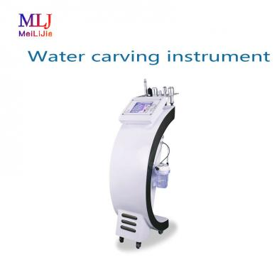 Water carving hydration oxygen meter